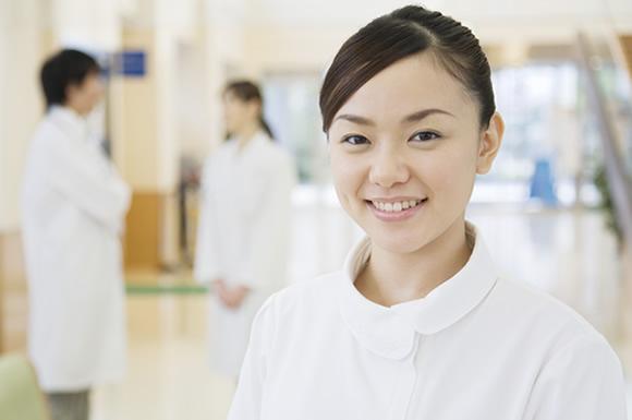 看護師の彼女
