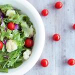 栄養価の高いサラダ